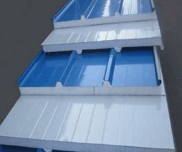 color steel EPS sandwich panels for roof