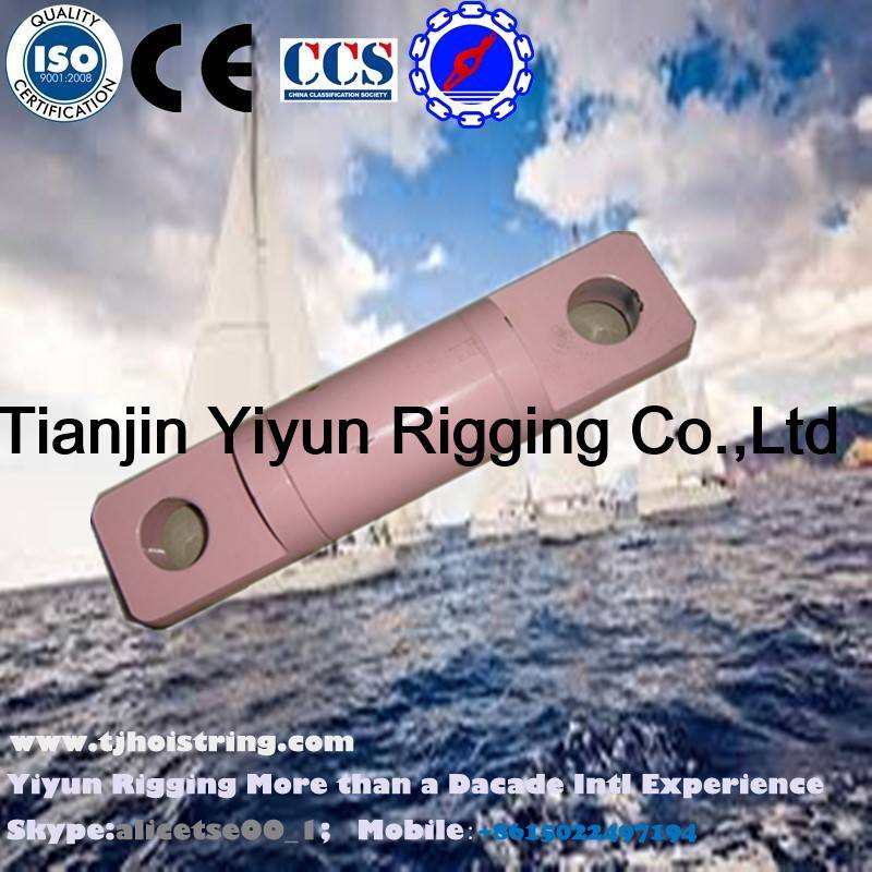 Alloy Steel Eye and Eye Bearing Swivels Angular Contat Bearing Swivels-Bullet Style