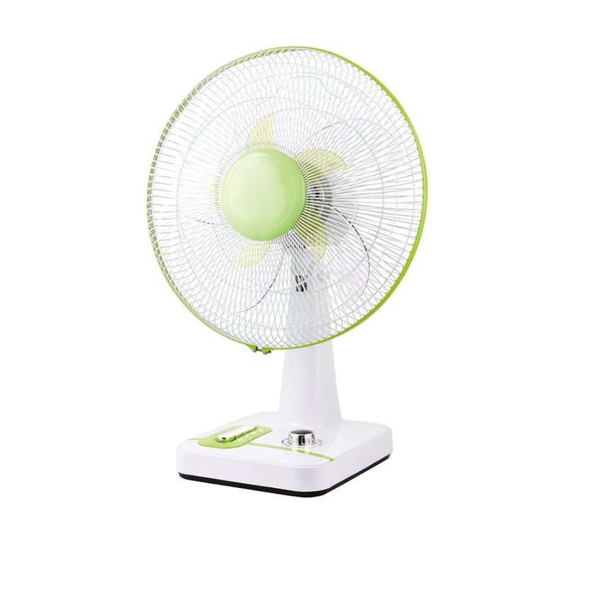 16 inch table fan with 5 blades