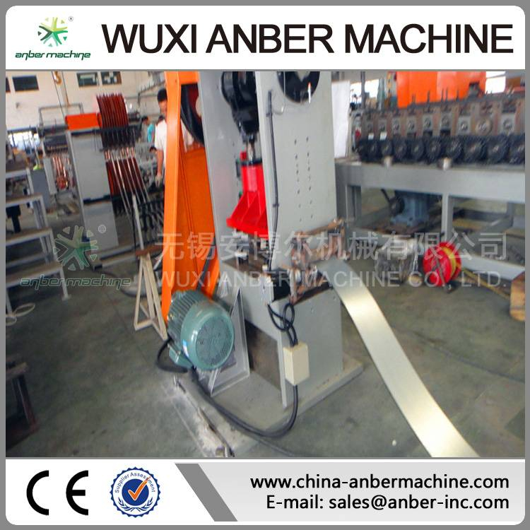 Razor Barbed Wire Making Machine