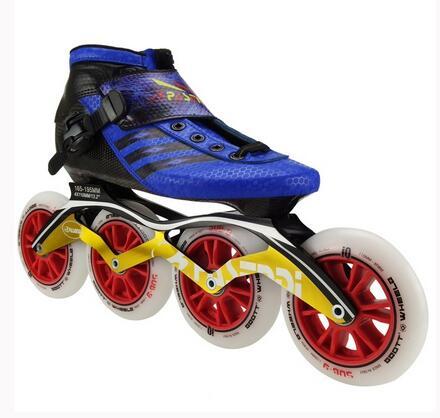 Rasha Skate Frame Mars Inline Speed Skating Chasis Frame Black Speed Skate Hold 4 Wheels Frame Inlin