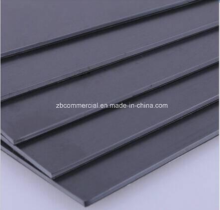 Dark Grey PVC Rigid Sheet (1220X2440mm)