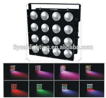 4X4 16X30W COB 3in1 LED Matrix/Stage Panel/Studio Lighting