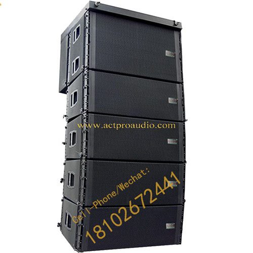 Actproaudio Speaker All Frequency Subwoofer Amplifier Professional Ttl55 Line Array System