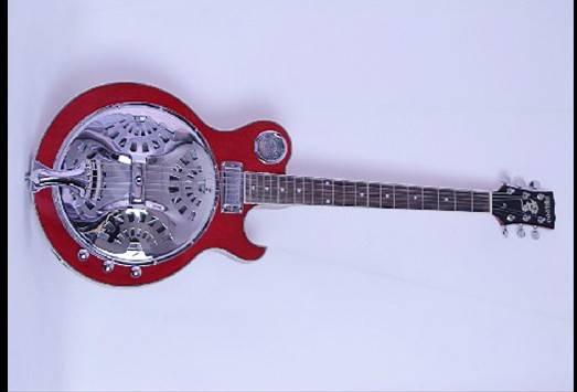 Rosewood 21F Electric Guitar