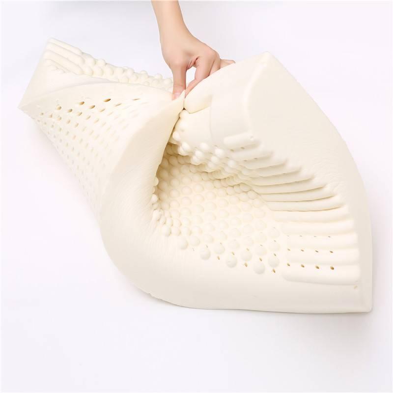 children Massage Function Dunlop Ventilated 100% Nature latex Pillow