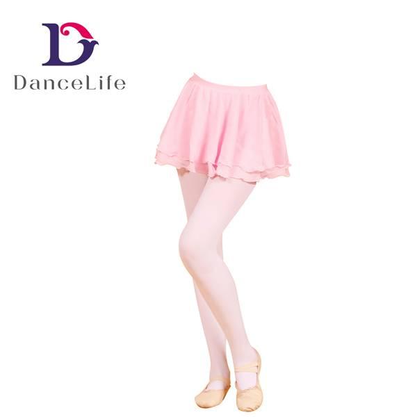 kid ballet chiffon skirt