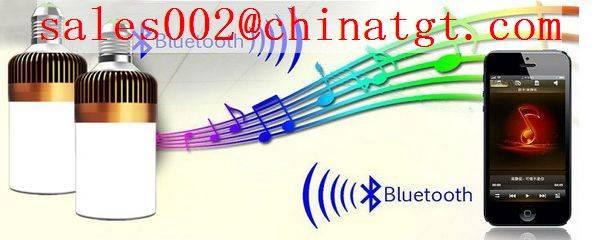 bulb bluetooth speaker 2014 hot selling product