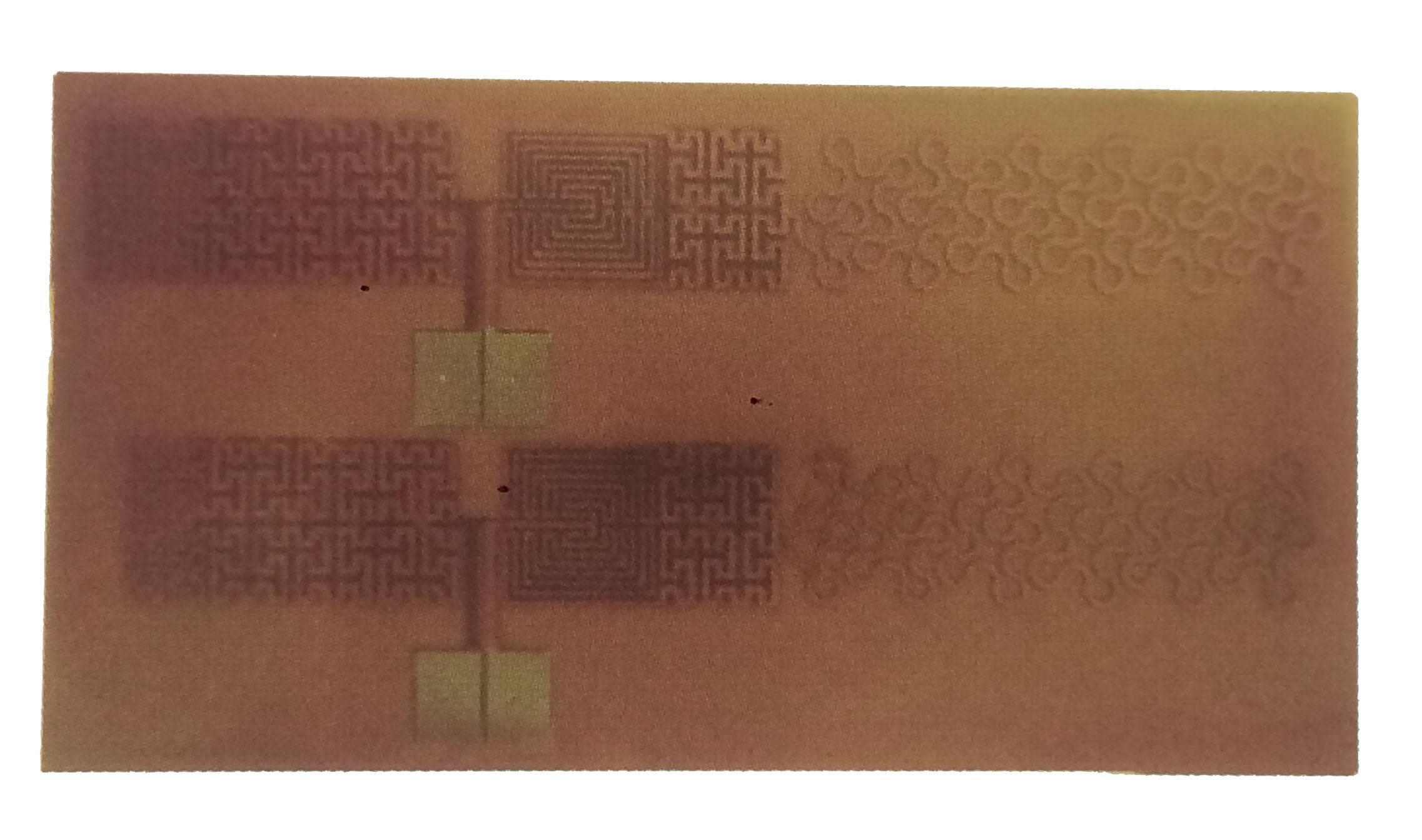 The ultrathin flexsible pcb board by shenbei factory Shenzhen