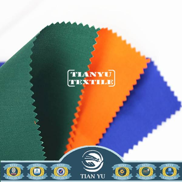 100% Cotton Woven Twill Fabric for Workwear Used