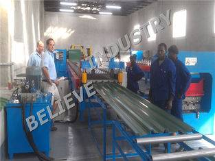 High Quality IBR Sheets Roll Forming Machine