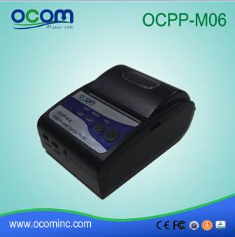 2 inch Bluetooth receipt printing machine  OCPP-M06