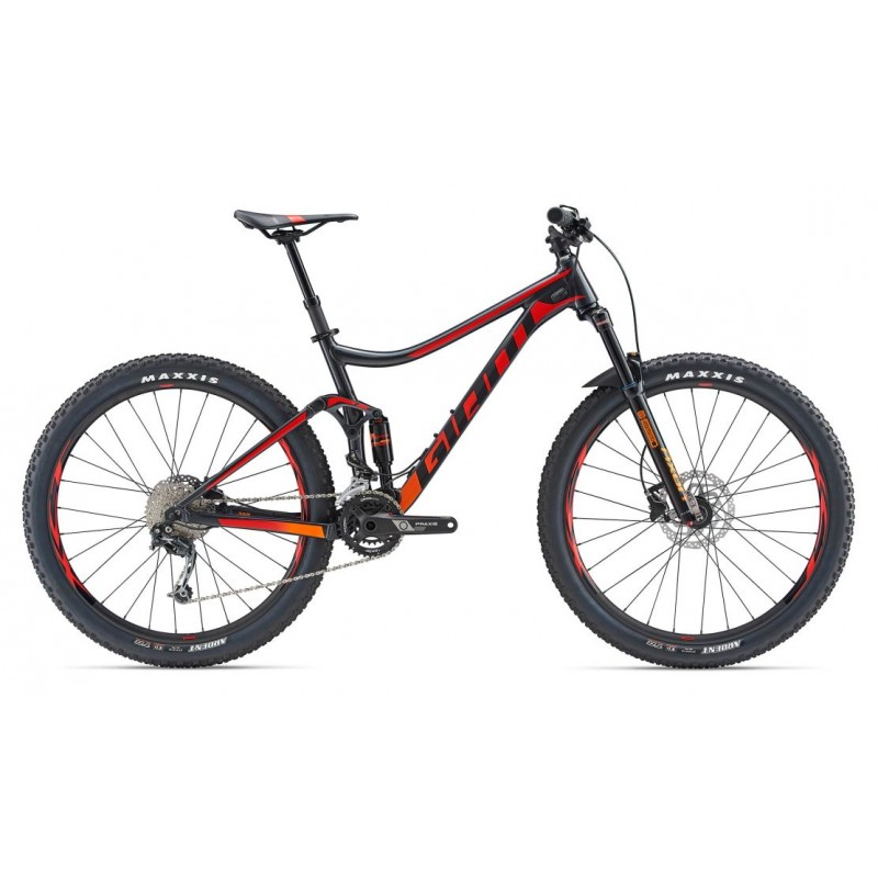 2019 Giant Stance 2 27.5 Trail Full Suspension