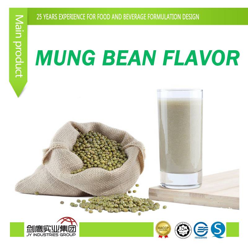 Mung Bean Flavor for food
