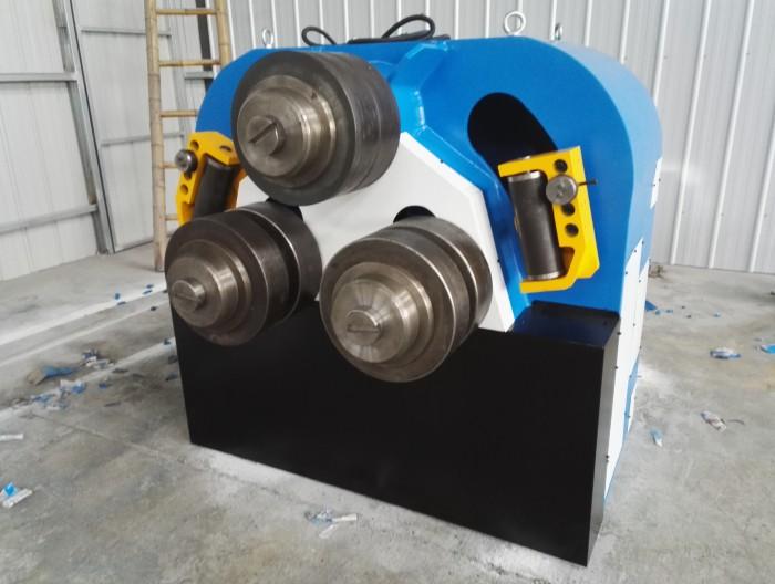 angle steel/channel steel/H steel tube bending machine