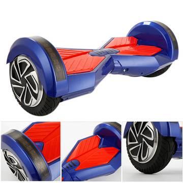 Bluetooth music 8 inch self electric balance 2 wheel scooter