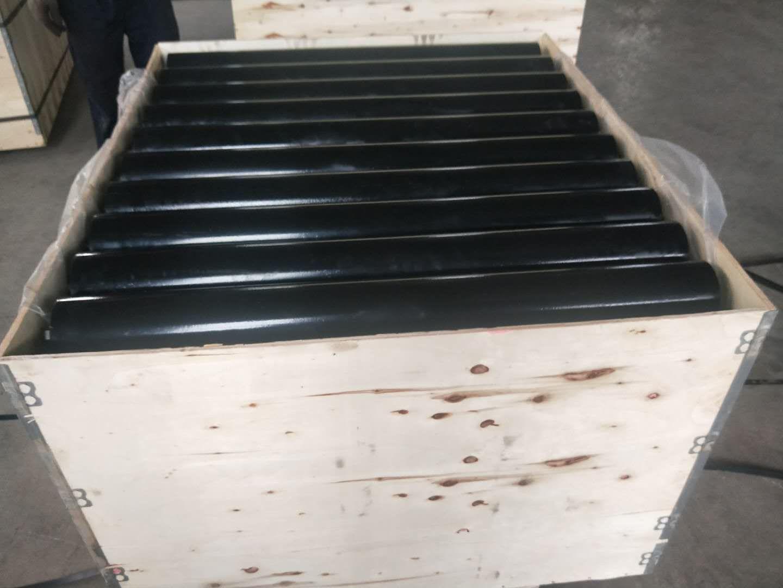 steel return roller idler