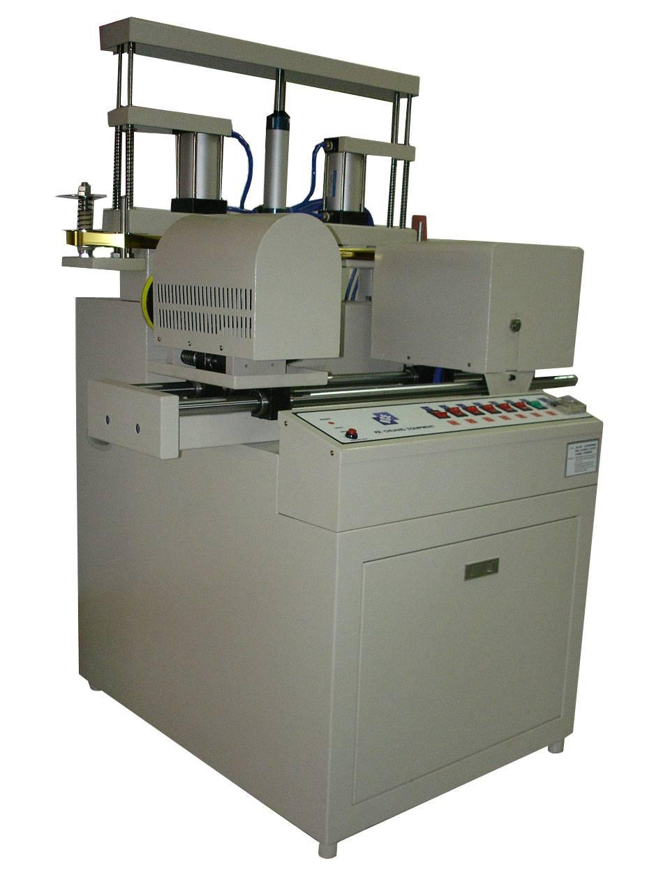 Bronzing and Polishing Machine