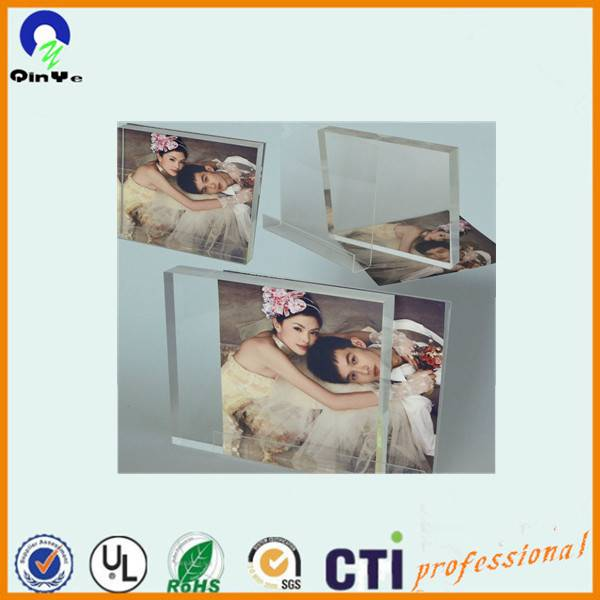 Acrylic sheet for photo album