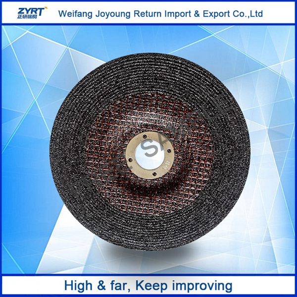 "6"" T27 Grinding disc grinding wheel for stainless steel"