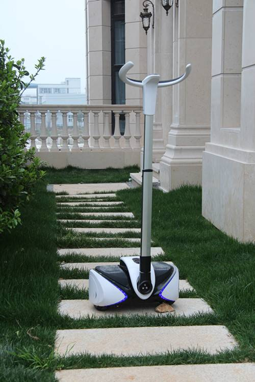 fashion smart self balancing electric scooter