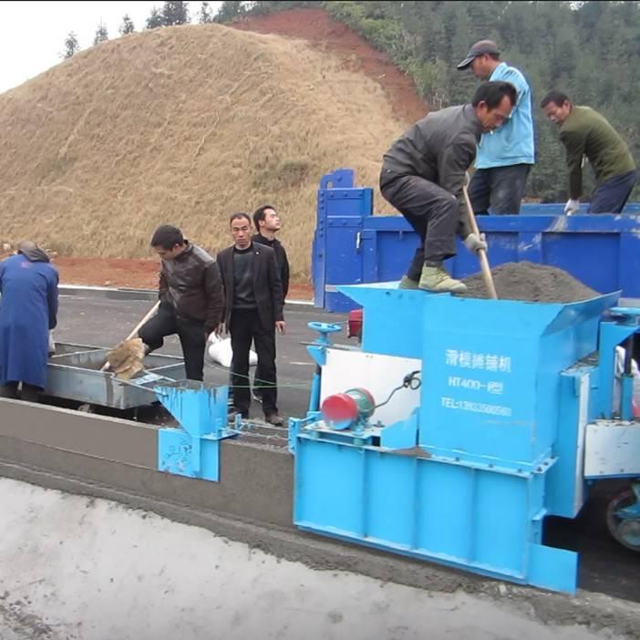 Road Kerb Machine Curb Slipformer Road Slipforming Machine