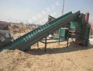 YZ3-200 automatic straw briquette machine