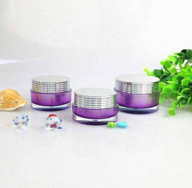 Best selling round acrylic cosmetic container