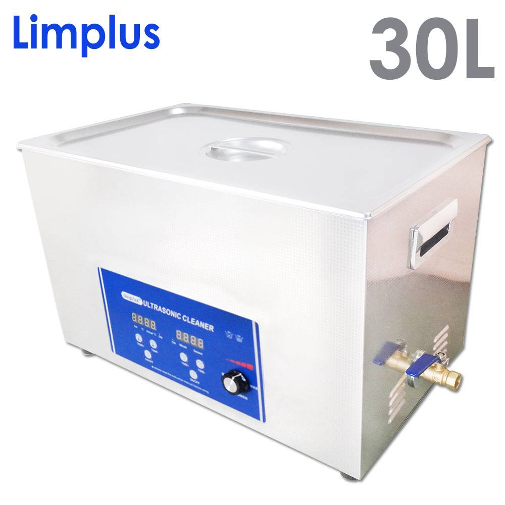 30Liter 600W Limplus Ultrasonic Cleaning Machine With Power Adjustable