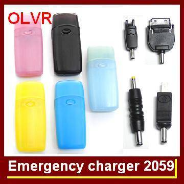 emergency charger for IPOD