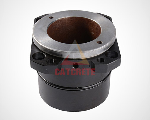 Concrete Pump Parts XCMG Complete Upper Housing Assembly
