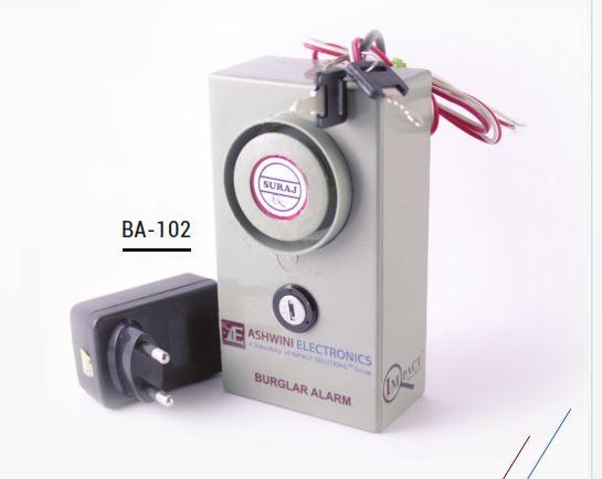 Burglar Alarm BA 102