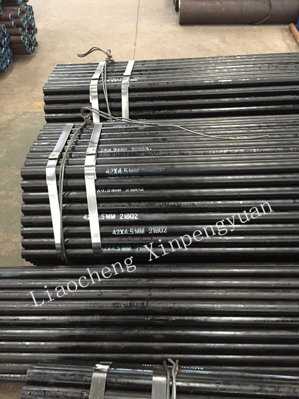 different sizes hot galvanized steel pipe for building and construction industry