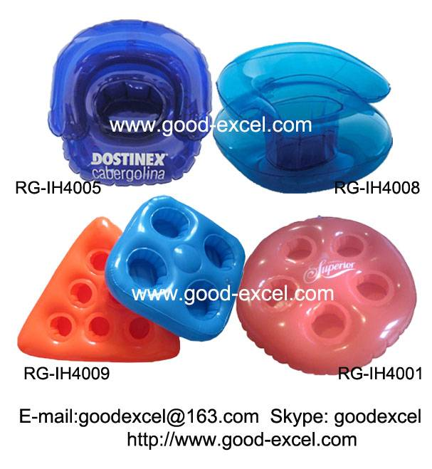 inflatable can holder,inflatable moibole holder,inflatable bottle holder,promotion gifts,inflatable