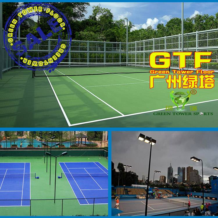 PP Sports Interlocking Flooring for Tennis