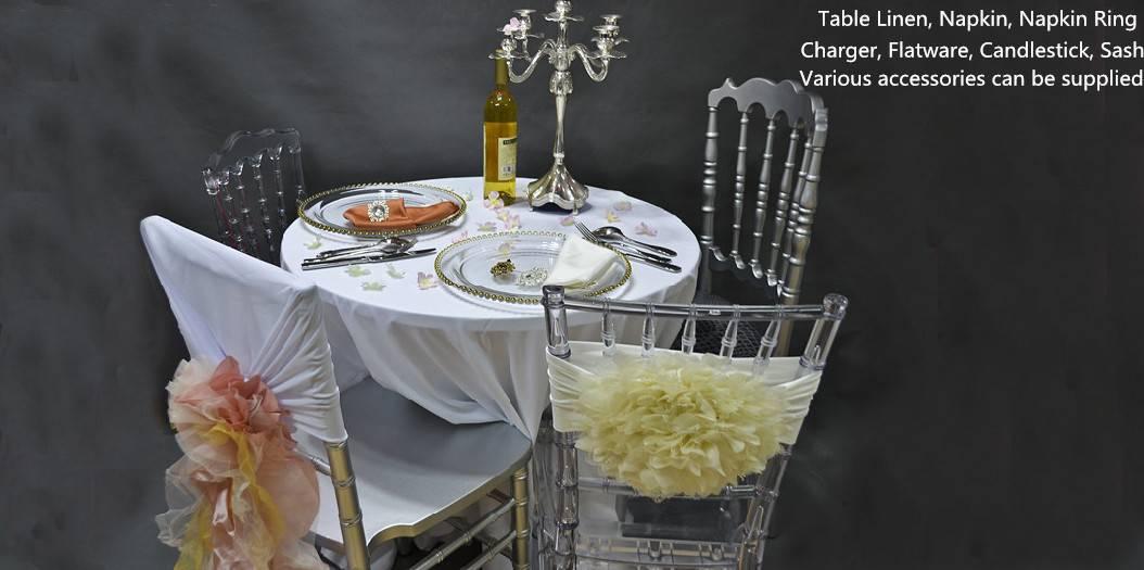 quality wholesale tiffany resin chiavari chair