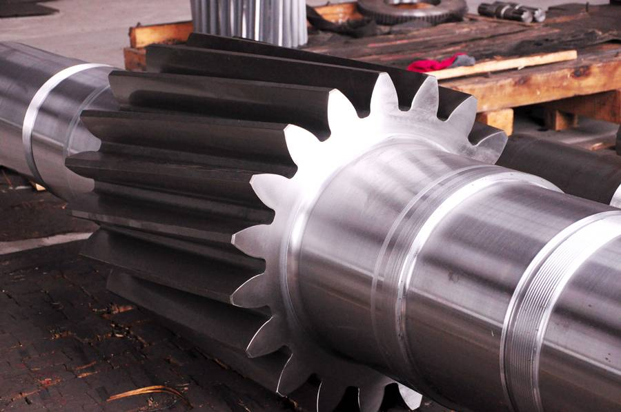 Professional Customized Transmission Gear Shaft Manufacturing