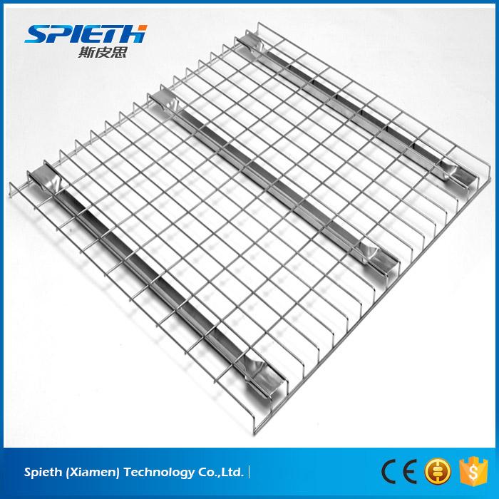 Galvanized Wire Decking for pallet rack