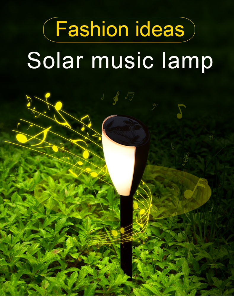 solar garden light N210