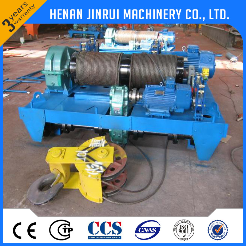 Lifting Equipment 0.5Tons Wire Rope Electric Hoist