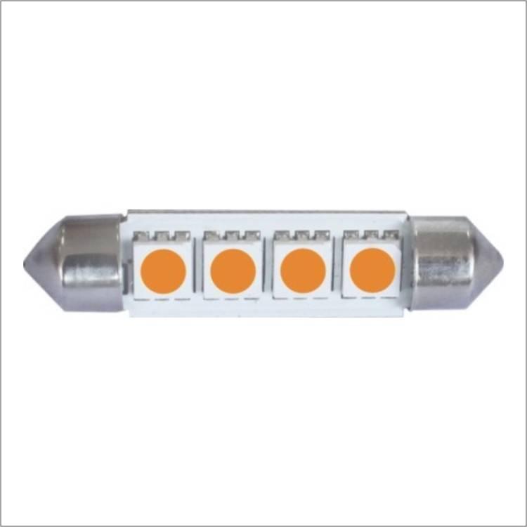 Automotive Lights 3000-3500K DC11-18V 5050*4pcs