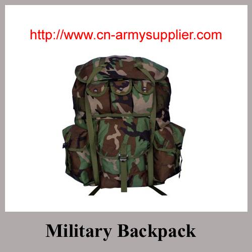 Camouflage Army Military Backpack Alicebag Rucksack