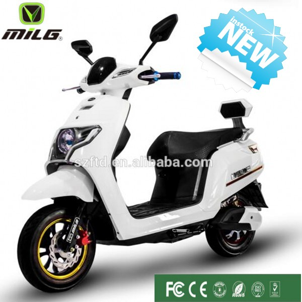 2016 South Amarica Hotsale 60V 1000W Electric Motor Scooter M1