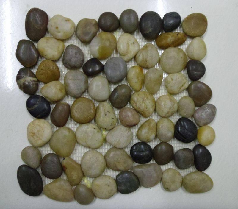 pebble mosaic,pebble tile