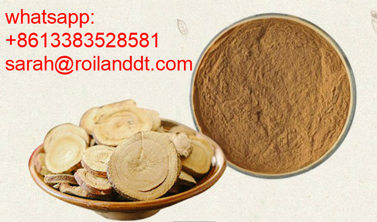Natural Odorless 100% Liquorice Licorice Plant Extracts CAS 1045-86-3