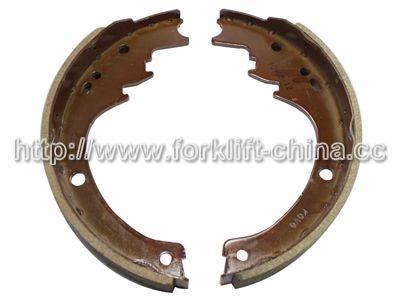 47401-33240-71 Forklift Brake Shoe for TOYOTA