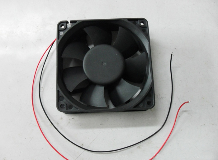 120mmx120mmx38mm dc 12v mini fan 12038 small brushless axial computer pc case cooling fan