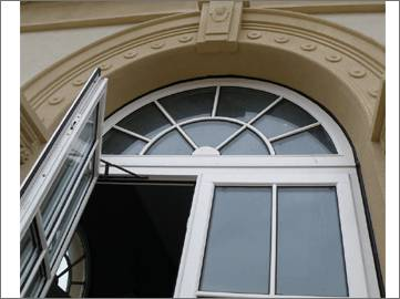 Outward Opening Window