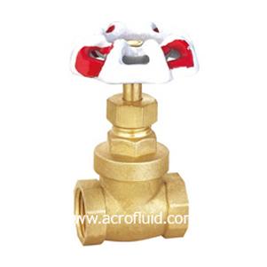 brass gate valve ABV301001