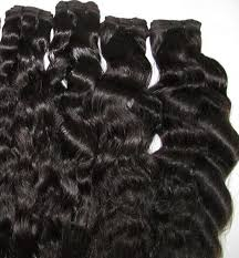 Virgin Hair, Human Hair, Indian Hair, Brazilian Hair Curly Hair, Hair Extension, Hair Weaving